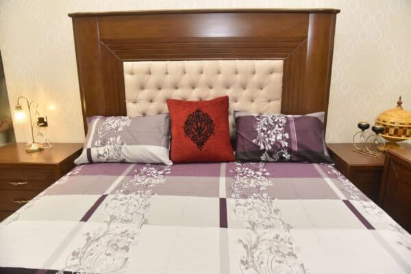 Export Quality King Size Bed Sheet