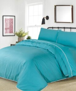 ICE BURG SINGLE DUVET COVER SET