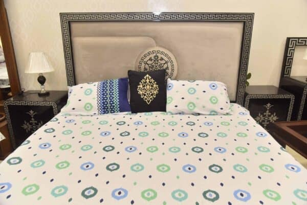 3 PCs Bed Sheet