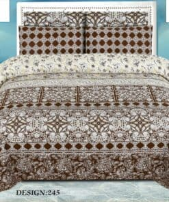 Gul Ahmed Bed Sheet