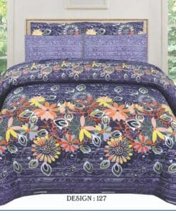 Comforter Set 6 Pcs Export Quality King Size