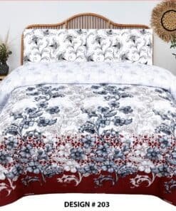 Bedsheet Set With Quilt Cover,